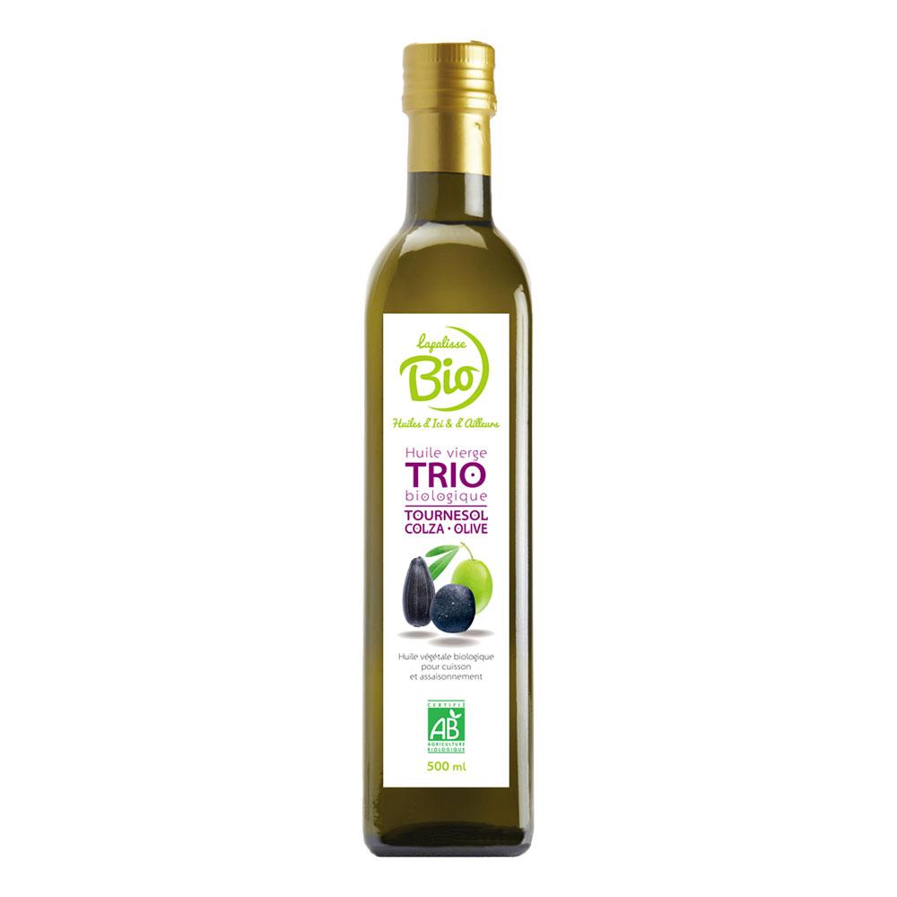 huile colza olive bio