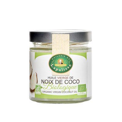 huile de coco vierge biologique 300