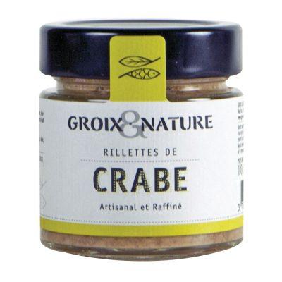Rilettes de crabe