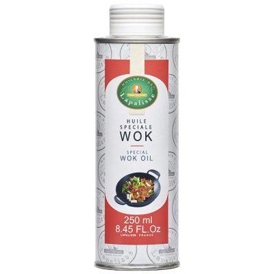 Huile spéciale wok