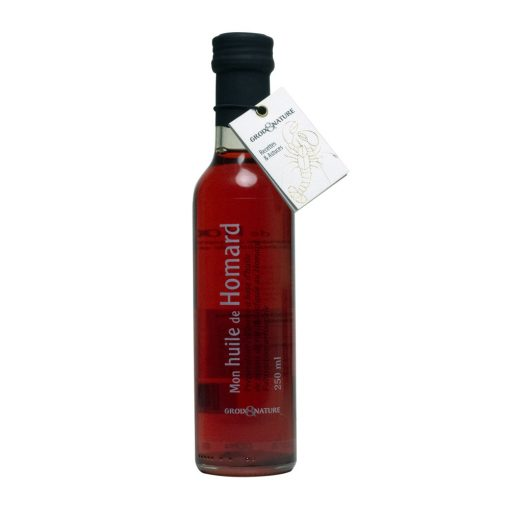 huile de homard conserverie artisanale de l'île de Groix