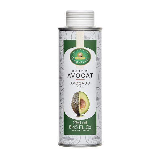 huile d'avocat bidon 250 ml