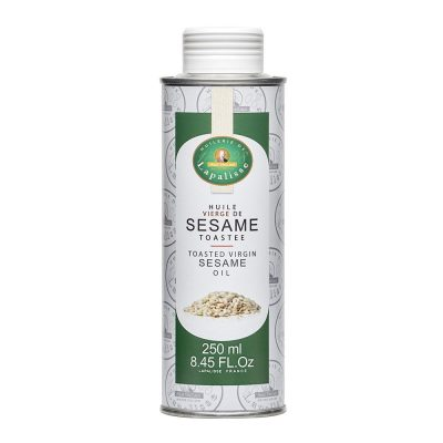 huile de sésame toastée bidon 250 ml