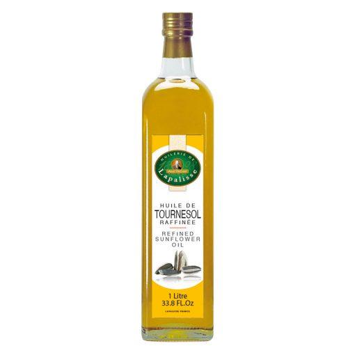 huile de tournesol bouteille 1 L