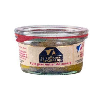 Foie gras entier de canard 100g
