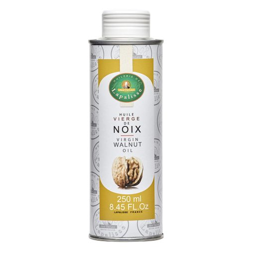 huile vierge de noix bidon 250 ml