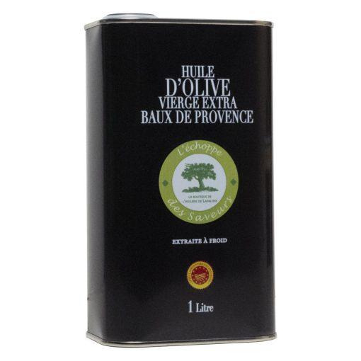 huile d'olive vierge extra baux de provence