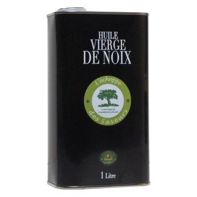 huile vierge de noix bidon 1 L