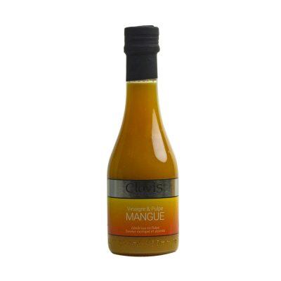 vinaigre et pulpe de mangue