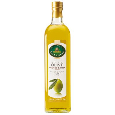 huile d'olive vierge extra bouteille 1L