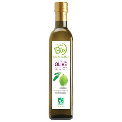 Lapalisse Bio olive bouteille en verre 500ml
