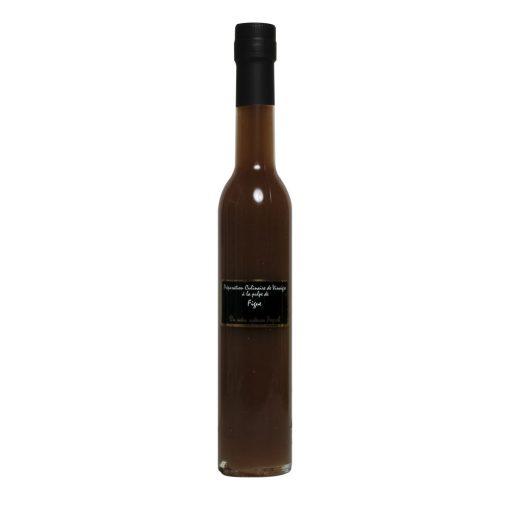 préparation de vinaigre à la pulpe de figue-popol